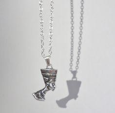 Nefertiti Necklace www.elsiegrace.bigcartel.com