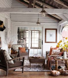 Home Design Inspiration For Your Living Room Living Room Decor, Living Spaces, Living Area, Barn Living, Living Rooms, Sweet Home, Natural Home Decor, Home And Deco, Home Fashion