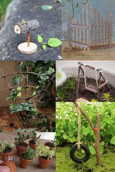 Fairy Garden Outdoor Accents