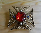Double click to: ~ THe Vintage Maltese Cross ~ EcoChic Team