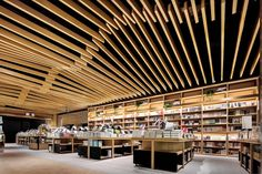 Seed of city bookstore by Kyle Chan & Associates Design, Hangzhou – China » Retail Design Blog