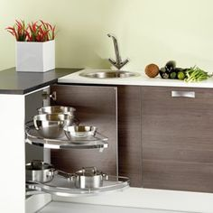 Parma kitchen. Faucet: La Cucina Alessi by Oras | Kitchen Milieus ...
