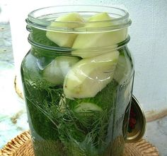 Pickles, Cucumber, Food And Drink, Canning, Drinks, Drinking, Beverages, Drink, Pickle