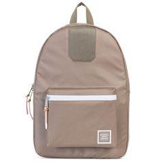 0978836f8e Herschel Supply Co. Settlement Backpack - Lead Green White Herschel Supply  Co