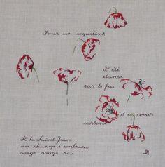 point compté Marie-Thérèse Saint Aubin
