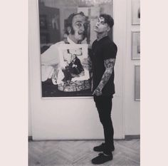 stephen james with dali Stephen James Model, James D'arcy, Beautiful Boys, Pretty Boys, Photographie Portrait Inspiration, Inked Men, Hommes Sexy, Mode Style, Hot Boys