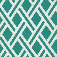 Bio-Stoffe - Bio Canvas: Diamond jade - ein Designerstück von Himbeerfell bei DaWanda