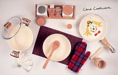 Shooting Product Photos for Cena Cookware