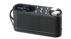 Roberts play 10 dab/dab+  #fm/rds #digital portable radio with #mains adaptor new,  View more on the LINK: 	http://www.zeppy.io/product/gb/2/221962252762/