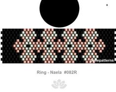DETAILS: Shadowheroess #120R  Peyote ring pattern - The ring-length is adjustable. Size: 1,7 cm x 6,0 cm / 0.69 x 2.37 - odd count Beads: Miyuki Delica 11/0    >>>>>>>>>>>>> Coupons-codes: <<<<<<<<<<< 10% discount code: 10PERCENTOFF (Minimum Purchase: € 15,00) 15% discount code: 15PERCENTOFF (Minimum Purchase: € 20,00) 20% discount code: 20PERCENTOFF (Minimum Purchase: € 25,00) 25% discount code: 25PERCENTOFF (M...