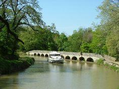 Canal du Midi à La Redorte , l'épanchoir © Office de Tourisme Haut Minervois
