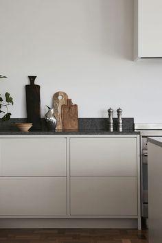 Joy Kitchen, Scandinavian Design, Buffet, Kitchen Design, Cabinet, Storage, Marble, House, Home Decor