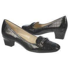 Naturalizer Flynn Shoes (Black Croco) - M Teacher Shoes, Naturalizer Shoes, Shoes Online, Autumn Fashion, Loafers, Sandals, Boots, Dress Shoes, Pumps