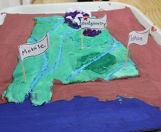 May 2018 - How can a little flour, water, and paint become a fantastic hands-on geography project, full of educational benefits? With salt dough maps, that's how! Social Studies Projects, Social Studies Activities, Teaching Social Studies, Teaching Writing, Teaching Ideas, Hands On Geography, World Geography, Geography Activities, Hands On Activities
