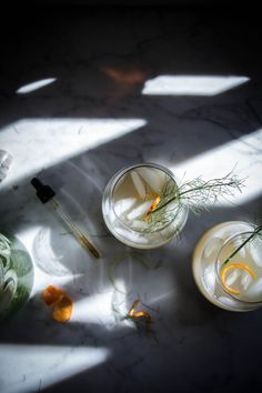 Get the recipe for this Fennel-Infused Verjus Cocktail | @localmilk + @westelm