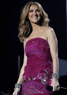 Celine Dion - I absolutely love and admire her :X