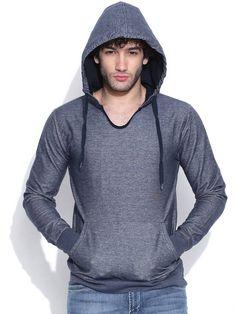 Dream of Glory Inc. Navy Hooded T-shirt
