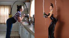 The SFW Kim Kardashian mom parody photos you really have to see