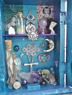 cabinet shrine