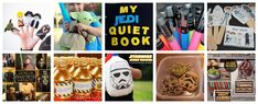 Star Wars crafts & treats roundup