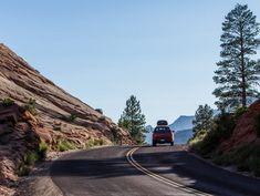 Zion National Park - Utah - USA. Zion National Park, National Parks, Utah Usa, Nevada, Places To Travel, Arizona, Country Roads, California, Photography