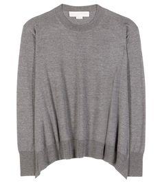 mytheresa.com - Virgin wool sweater - Luxury Fashion for Women / Designer clothing, shoes, bags