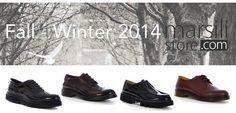 Lo stringato femminile è un vero must di questo #AutunnoInverno2014: visita la selezione SCARPE DONNA STRINGATE http://bit.ly/1zhA8Uz di #MarsiliStore ed acquista subito le tue preferite! #outfit #shoes #madeinitaly #fashion
