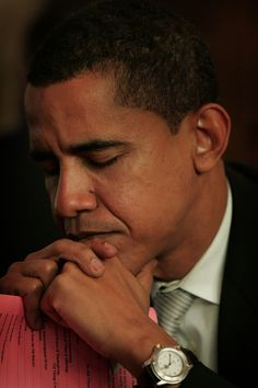 Remember to keep President Obama in your Prayers.I really don't think the American people realize the pressure he has on his shoulders here in America, and all over the WORLD!!!