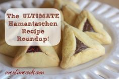 The Ultimate Hamantaschen Recipe Roundup