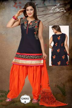 Chanderi Salwar Suits Online #Salwar #SalwarSuit #SalwarKameez #Ethnicwear #Fashion #AnarkaliSuits