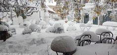 20 από τις πιο όμορφες εικόνες της χιονισμένης Κρήτης- Δείτε τις φωτογραφίες