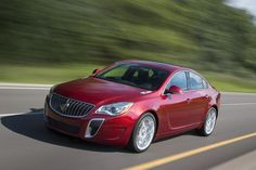 2014 Buick Regal Gets Standard Turbo Power and Available AWD: More safety technology, optional all-wheel drive and considerably more standard power are among the updates for the latest midsize Buick.