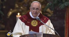 Papa Francesco nella Chiesa del Gesù a Roma: il Gesuita uomo inquieto nell'instancabile ricerca di Dio