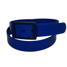 Classic Belt Blue, $17.50, now featured on Fab.