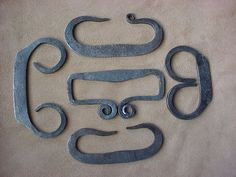 Fire from Steel - Custom forged fire steels from Roman through Fur Trade time periods