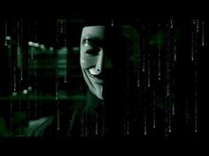 Anonymous: A message about polling - YouTube