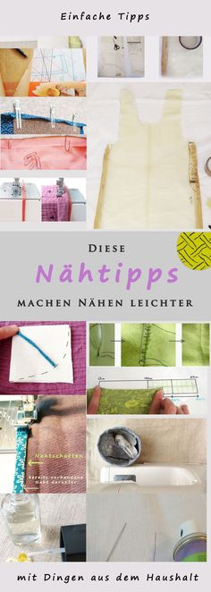 Jersey nähen Tipps: Was hilft gegen einrollende Nähte, welche Stichart und Nä… Jersey Sewing Tips: What helps against rolling seams, which type of stitching and sewing machine needle use for jersey, what kinds of elastic fabrics are there? Beginner Knitting Projects, Sewing Projects For Beginners, Knitting For Beginners, Sewing Patterns Free, Free Sewing, Knitting Patterns, Crochet Patterns, Sewing Hacks, Sewing Tutorials
