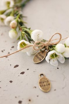 apple blossom wreath...need to plant some apple trees  <3