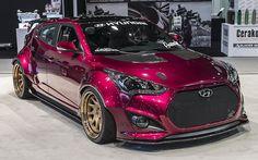 Gurnade Hyundai Veloster Turbo cars SEMA 2016 wallpaper