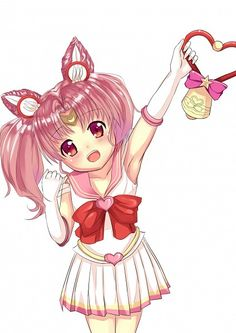 Sailor Moon (Chibi Moon)