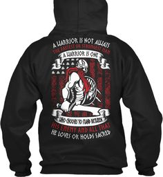 Discover **Limited Edition** Sweatshirt from Odin Store USA, a custom product made just for you by Teespring. - A Warrior Is Not Always The Fastest Or. Fishing Gifts, Hoodies, Sweatshirts, Fashion, Moda, Fashion Styles, Parka, Trainers, Sweatshirt