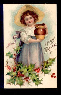 Vintage - Happy Christmas