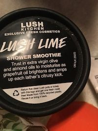 Lush-Lush Lime Body Conditioner fro... in Cotulla, TX