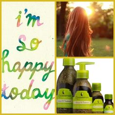 Let's all have a #CherryHappyDay ! Μόνο για σήμερα #lucky #girls έχετε έκπτωση 15% σε όλα τα προϊόντα Macadamia Natural Oil Greece που θα βρείτε στο e-shop μας. Εκμεταλλευτείτε την προσφορά μας για να κάνετε ένα δώρο στα μαλλιά σας! http://www.cherrybox.gr/macadamia  Good Hair Days will make you feel like you can take over the world!