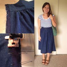 Mia's Clemence skirt