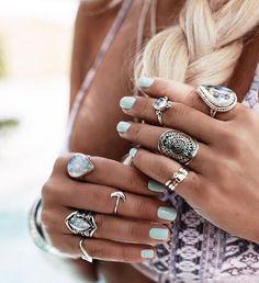 Mandala-Ring Antikstil Ring Muster Ring Siegelring