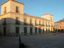 Palacio de los duques de Medinaceli en Medinaceli, provincia de Soria.