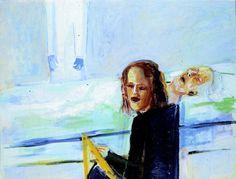 Figure 3: The Sickbed. © Lena Cronqvist/BUS 2000.
