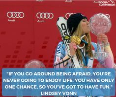 Skiing Quotes, Sport Quotes, Mikaela Shiffrin, Ski Racing, Motivational Quotes, Inspirational Quotes, Alpine Skiing, Snowboarding, Best Quotes