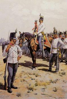 Austro-Hungarian Infantry Regiment 1859